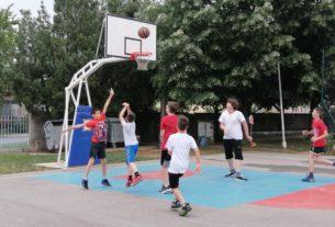 Požarevački košarkaši uveliko pod koševima 35867