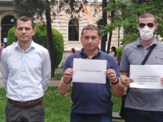 SP Dveri u Požarevcu daju podršku Bošku Obradoviću i njegovim zahtevima 35571