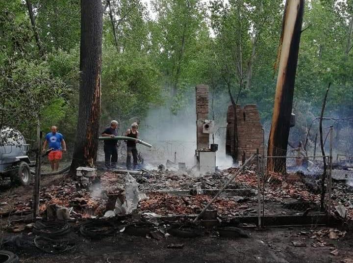 Poslednjih dana više od 20 požara u okolini Požarevca 35546
