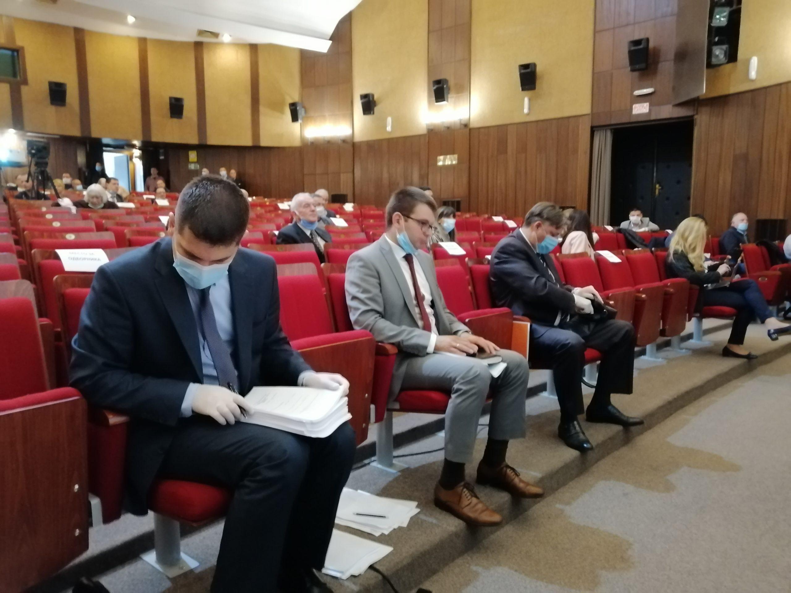 Poslednje, 34. zasedanje Skupštine grada Požarevca u postojećem sazivu 36023