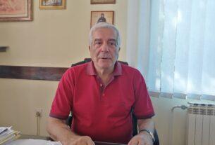 """Slobodan Jović poručuje gradonačelniku Pavloviću: """"Važna je istrajnost u sprovođenju skupštinskih odluka"""" 41220"""
