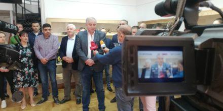 Veliko Gradište: počela predizborna kampanja opštinskog odbora Srpske napredne stranke 36401