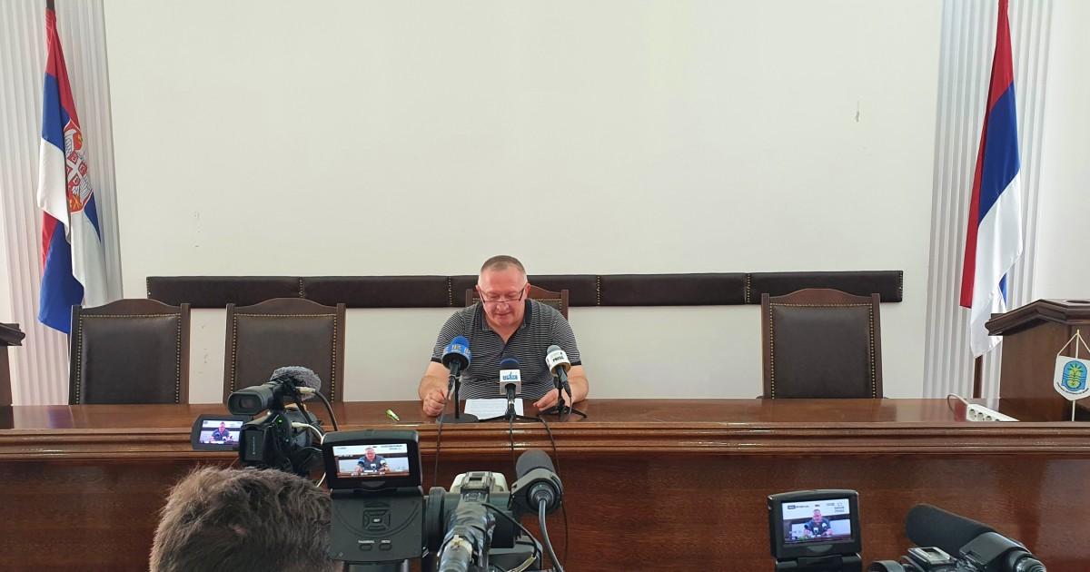 Konferencija za medije predsednika opštine Petrovac na Mlavi (26.06.2020. godine) 37729