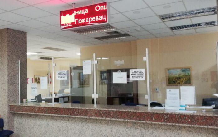 Novi presek stanja u KOVID bolnici u Požarevcu 38491