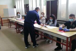Izlaznost u opštinama Braničevskog okruga do 17 časova 37424