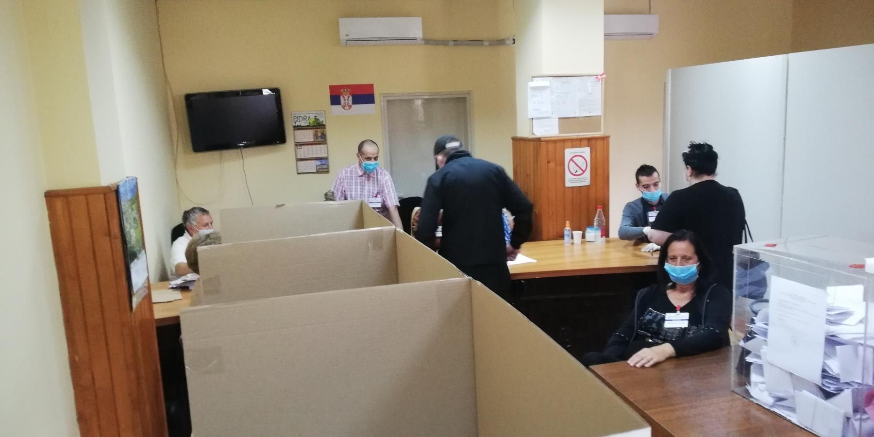 Danas se ponovo glasa na 234 biračka mesta u Srbiji 37947