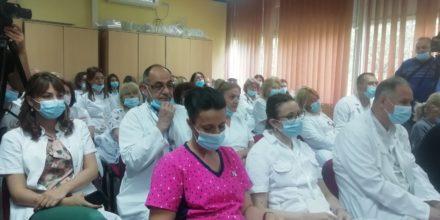 Opšta bolnica Požarevac: NASTAVLJENA prekogranična saradnja sa Rumunijom 36819