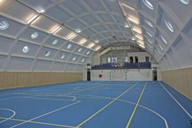 """Kako će izgledati sportska sala u Osnovnoj školi """"Sveti vladika Nikolaj"""" u Bradarcu? FOTO 37135"""