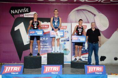 Prvenstvo Srbije u triatlonu na Srebrnom jezeru obogatilo turističku sezonu 37929