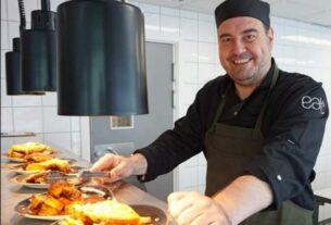 Milan Nikolić, šef kuhinje u norveškoj firmi Sodexo 37248