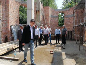 Požarevac: Nastavljeni radovi na izgradnji crkve Svetog Arhangela Mihaila u selu Živica 36753