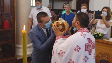 Obeležena slava Kostolca - Sveti Velikomučenik Prokopije 39073