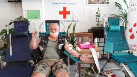 Crveni krst Požarevac: prikupljeno 57 jedinica krvi 39038