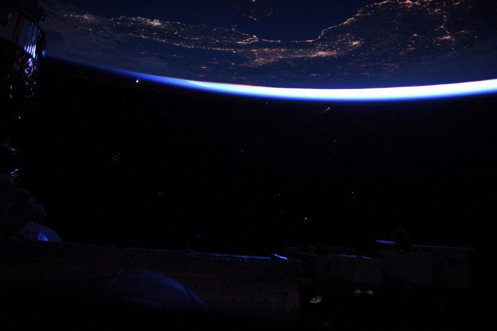 KOMETA NEOWISE: VIDLJIVA GOLIM OKOM NA VEČERNJEM NEBU 38847