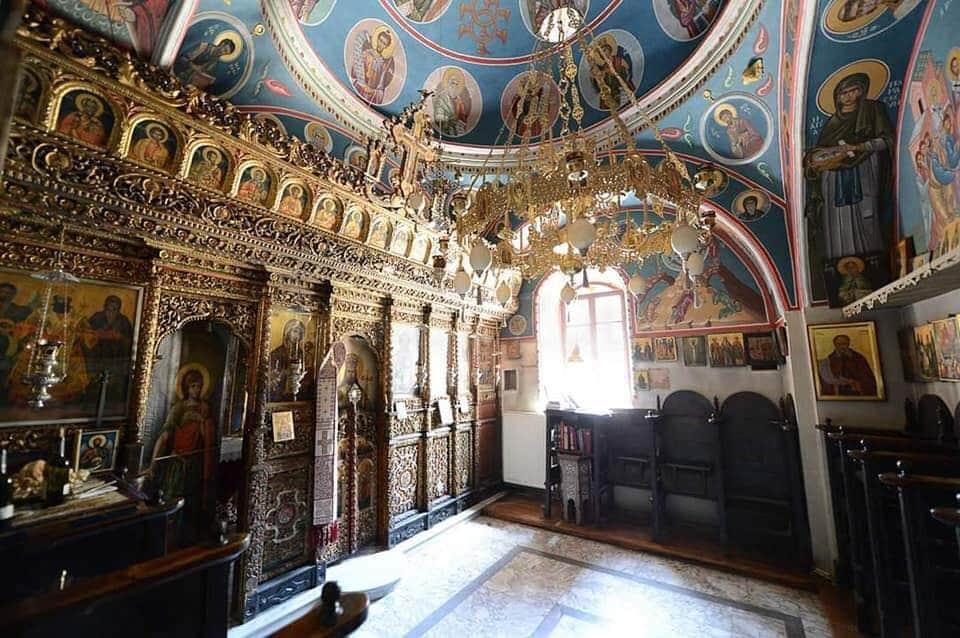 Povest o čudotvornoj ikoni Presvete Bogorodice Trojeručice - III deo 39344