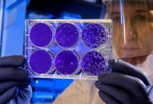 Vakcina Novavaksa uspešno proizvela antitela 39720