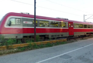 Jedna osoba poginula u železničkoj nesreći na pruzi Požarevac-Stig 42101