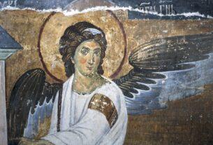 Tajna freske Belog anđela koja je inspirisala ceo svet 38498