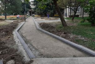 Uređenje dečijeg parka i zelenih površina u ul. Knez Milošev venac 40348