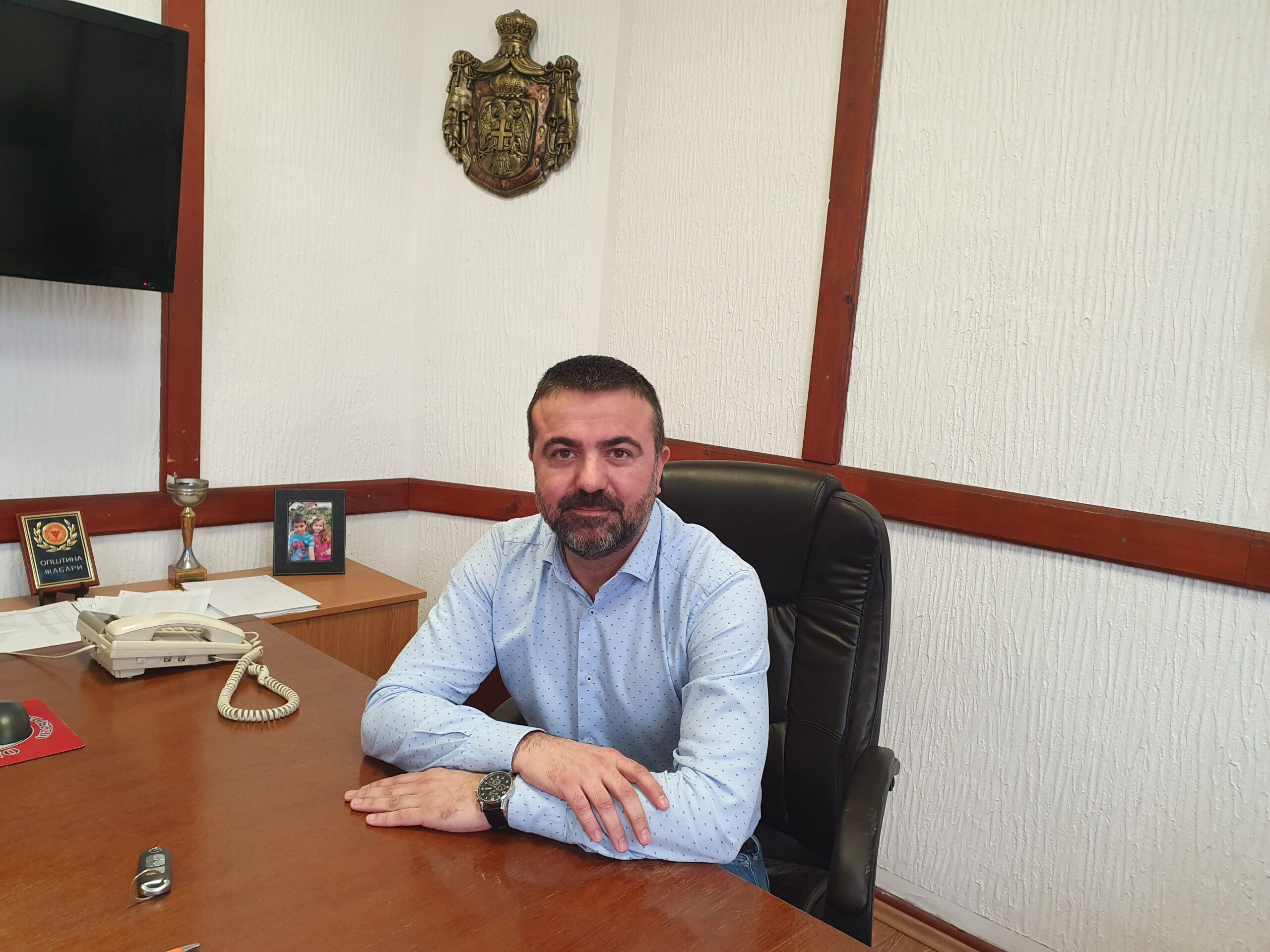 INTERVJU: Predsednik opštine Žabari Jovan Lukić - nastavljamo razvoj opštine 41450
