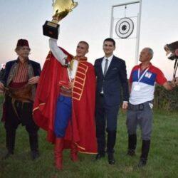 Marko Milenković vitez 57. Ljubičevskih konjičkih igara 41222