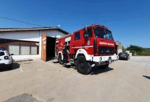 Novo vatrogasno vozilo za jedinicu u Petrovcu na Mlavi 41582