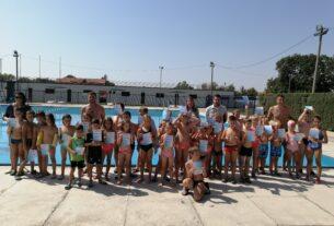 JU Sportski centar Požarevac: završena još jedna uspešna škola plivanja 41037
