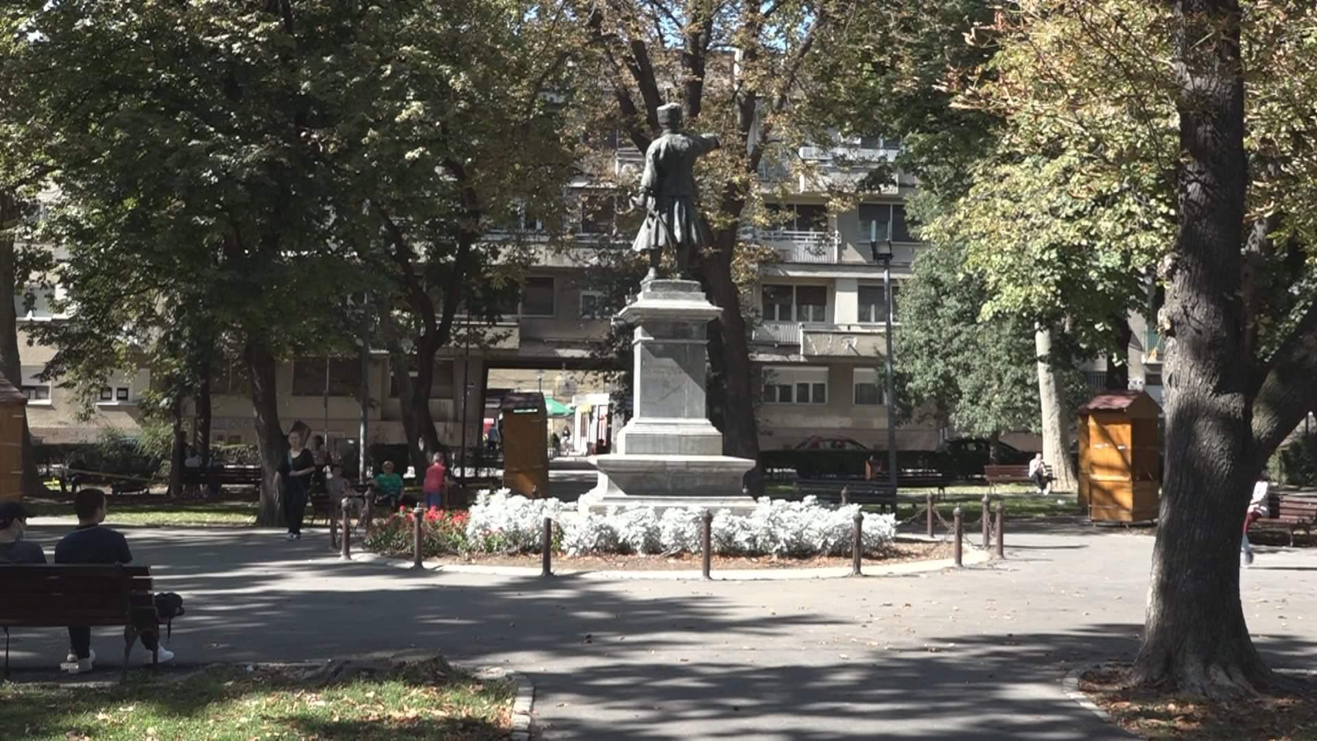 Požarevac: prvi HUMANITARNI BAZAR u gradskom parku, ovaj put za Pavla i Dušana 41974