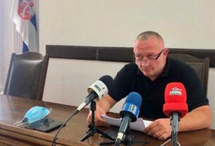 Saopštenje za javnost predsednika opštine (06.10.2020.) Petrovac na Mlavi 42400