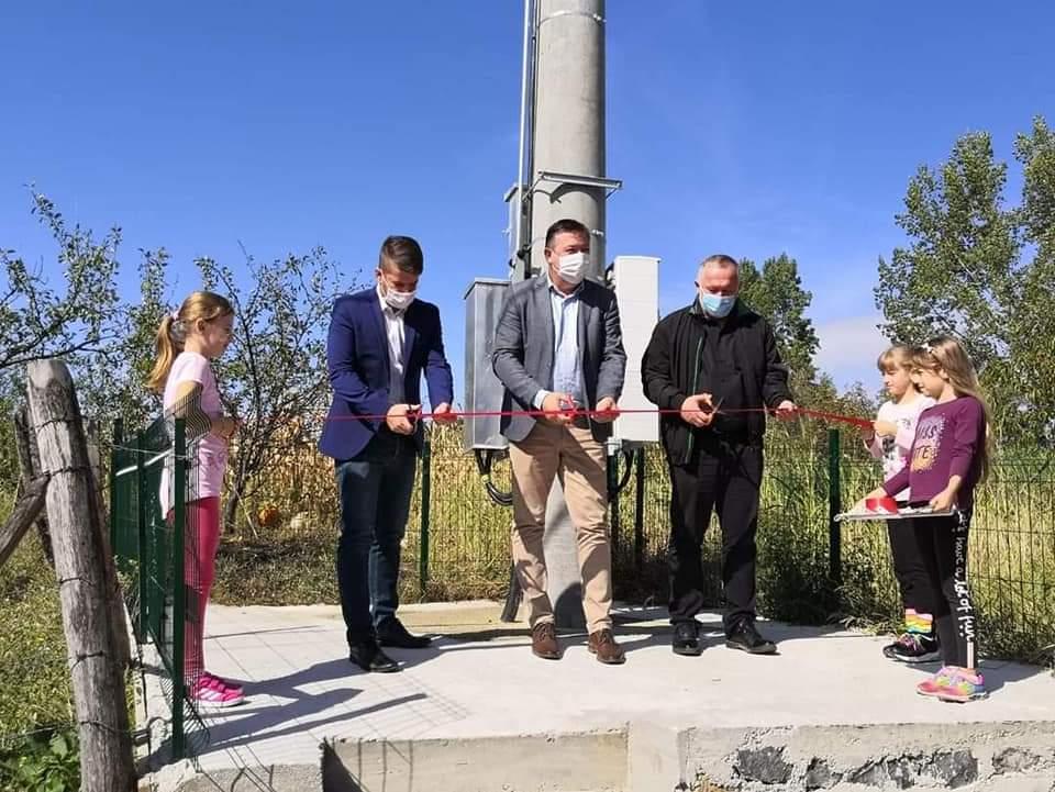 U naselju Bistrica puštena je u rad nova stubna trafostanica 42271