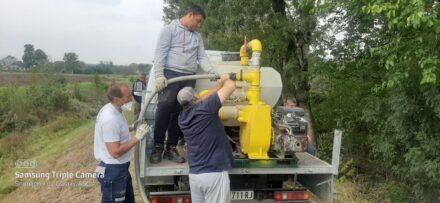 """""""VODOPRIVREDA"""" D.O.O. POŽAREVAC: Primetan napredak u redovnom održavanju vodnih objekata 43437"""