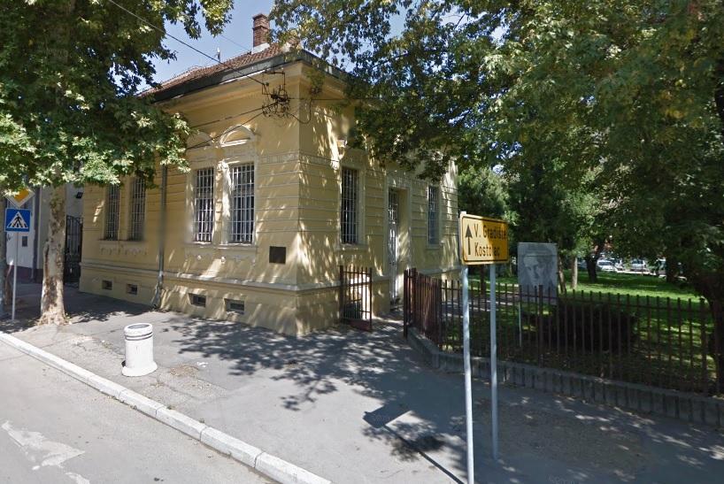 Obnova fasade na zgradi u kojoj je smešten legat Miodraga Markovića 42173