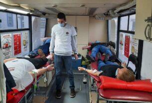 Akcija dobrovoljnog davanja krvi u Elektromoravi 45063