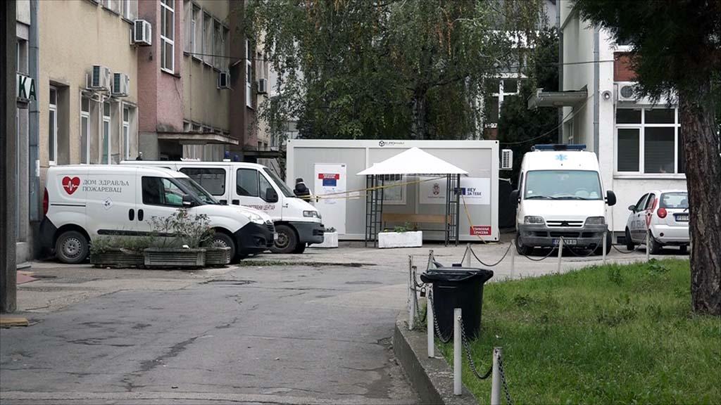 ZZJZ: danas 166 potvrđenih slučajeva korone u Braničevskom okrugu 44687