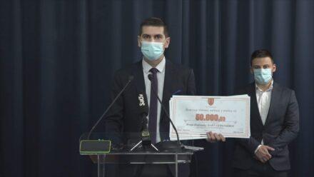 Požarevac: grad dodeljuje novčanu nagradu učenicima generacije 44117