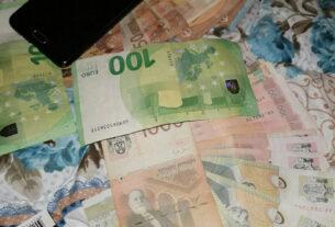 Policija: Razbojnik sa budakom, pre menjačnice provalio u prehrambenu prodavnicu i odneo proizvode vredne 140.000 dinara 45727