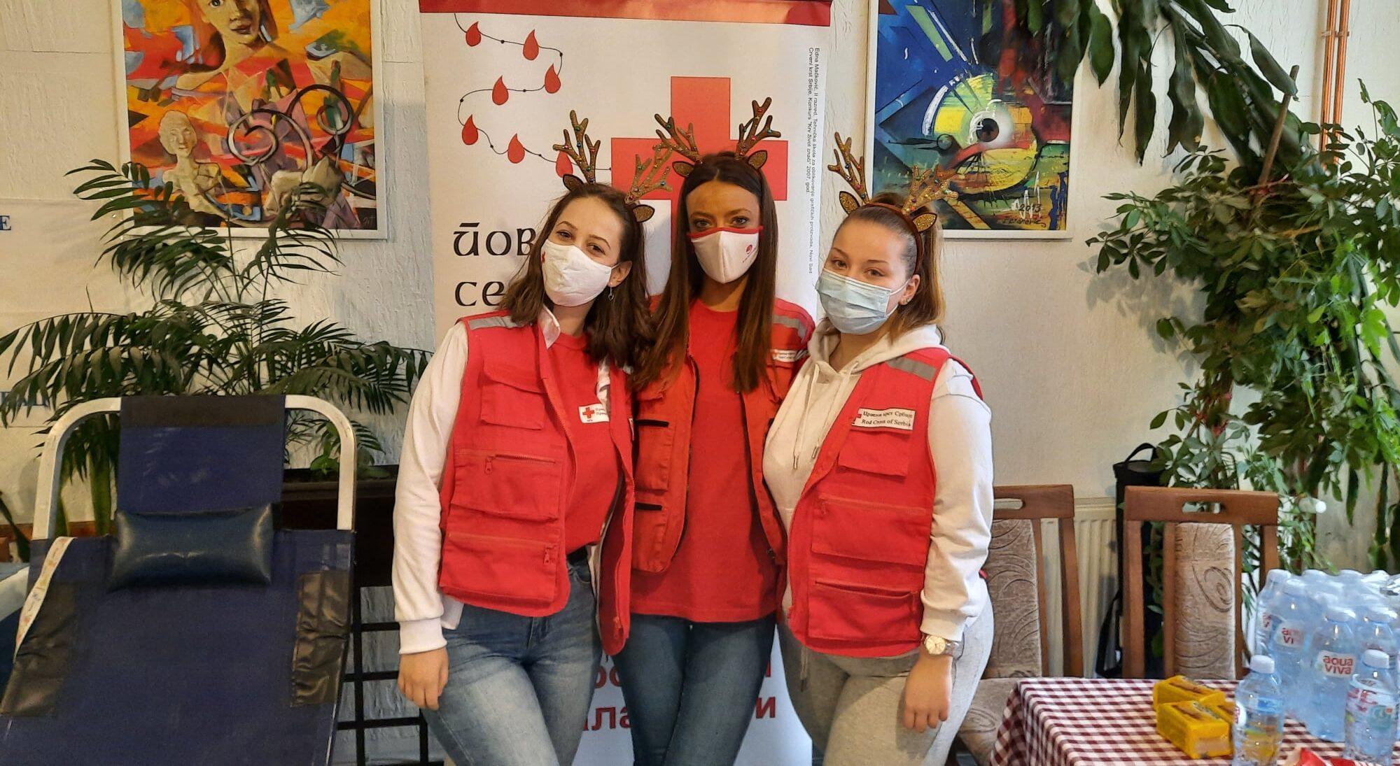 Poslednja akcija dobrovoljnog davanja krvi u 2020.godini 47095