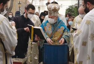 Episkop požarevačko-braničevski Ignatije služio je na Bogojavljenje u Sabornoj crkvi u Požarevcu (FOTO) 48222