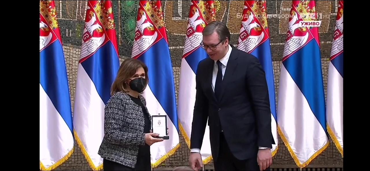 """Odlikovana OŠ """"Miloš Savić"""" iz Lučice i doktorka iz požarevačke bolnice 50276"""