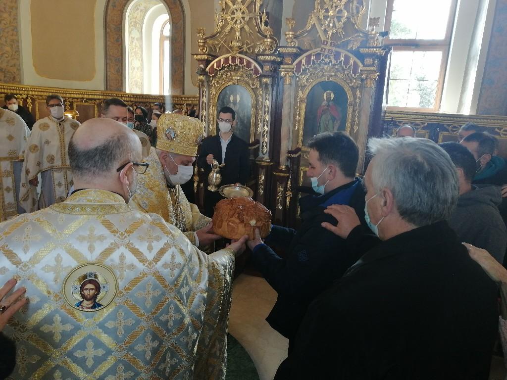 Medijski radnici u Požarevcu proslavljaju danas Sveta tri jerarha 50126
