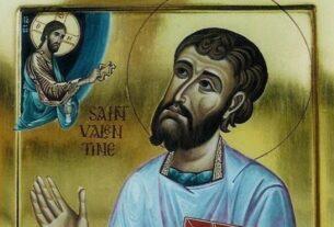 Pravoslavni Sveti Valentin se obeležava 30. jula 50195