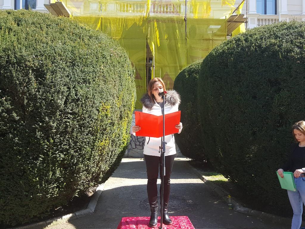 "Požarevac: Na protestu ""Minut do 12"", govornici bez dlaka na jeziku (FOTO) 52368"