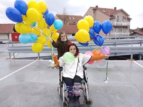 "(FOTO) Udruženje ""Osmi dan"" iz Požarevca obeležilo 21.mart, Dan osoba sa L-Daunovim sindromom 52057"