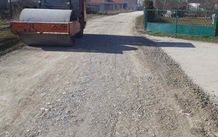 Kostolac: Sanacija ulica u naseljima Kolište, Kanal i Didino selo 51159